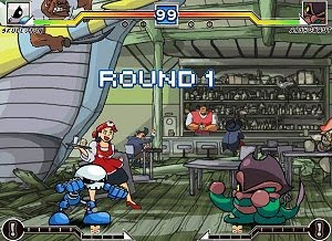 Battle Capacity free PC fighting game