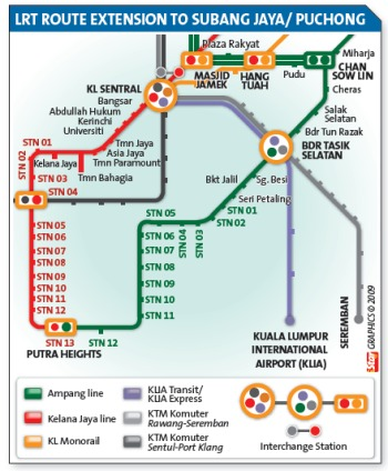 Map Of Asia Jaya Lrt Station.Our Neighbour Malaysia Page 56 Skyscrapercity