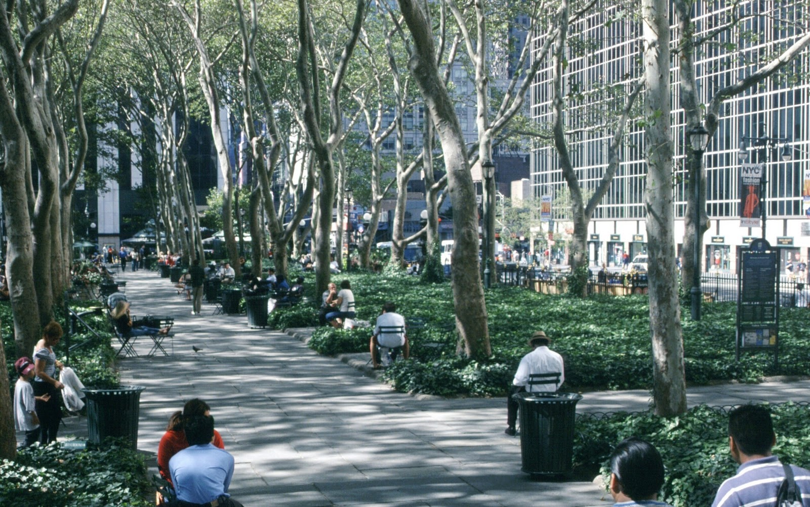 Ten Top Tips For Small Shady Urban Gardens: What Makes A Great Urban Park