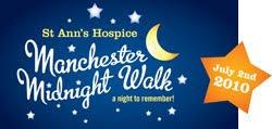 Manchester Midnight Walk