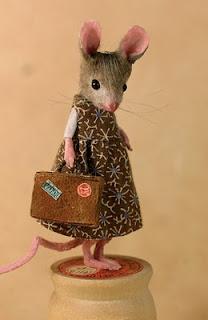 Hello little mouse..