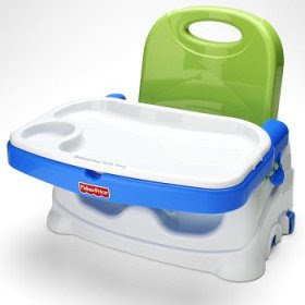 booster seat high chair steve silver dining chairs baby toolkit give em the revelations cheaper available in our area were highly unstable so we compromised on a fisher price healthy care 25 at k mart or target