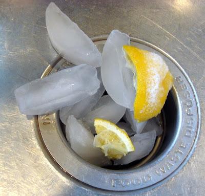 Baby Toolkit Frozen Lemon Scraps Freshen Disposal Breath