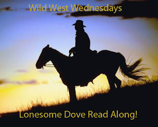 Lonesome Dove button
