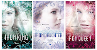 Iron Fey Trilogy
