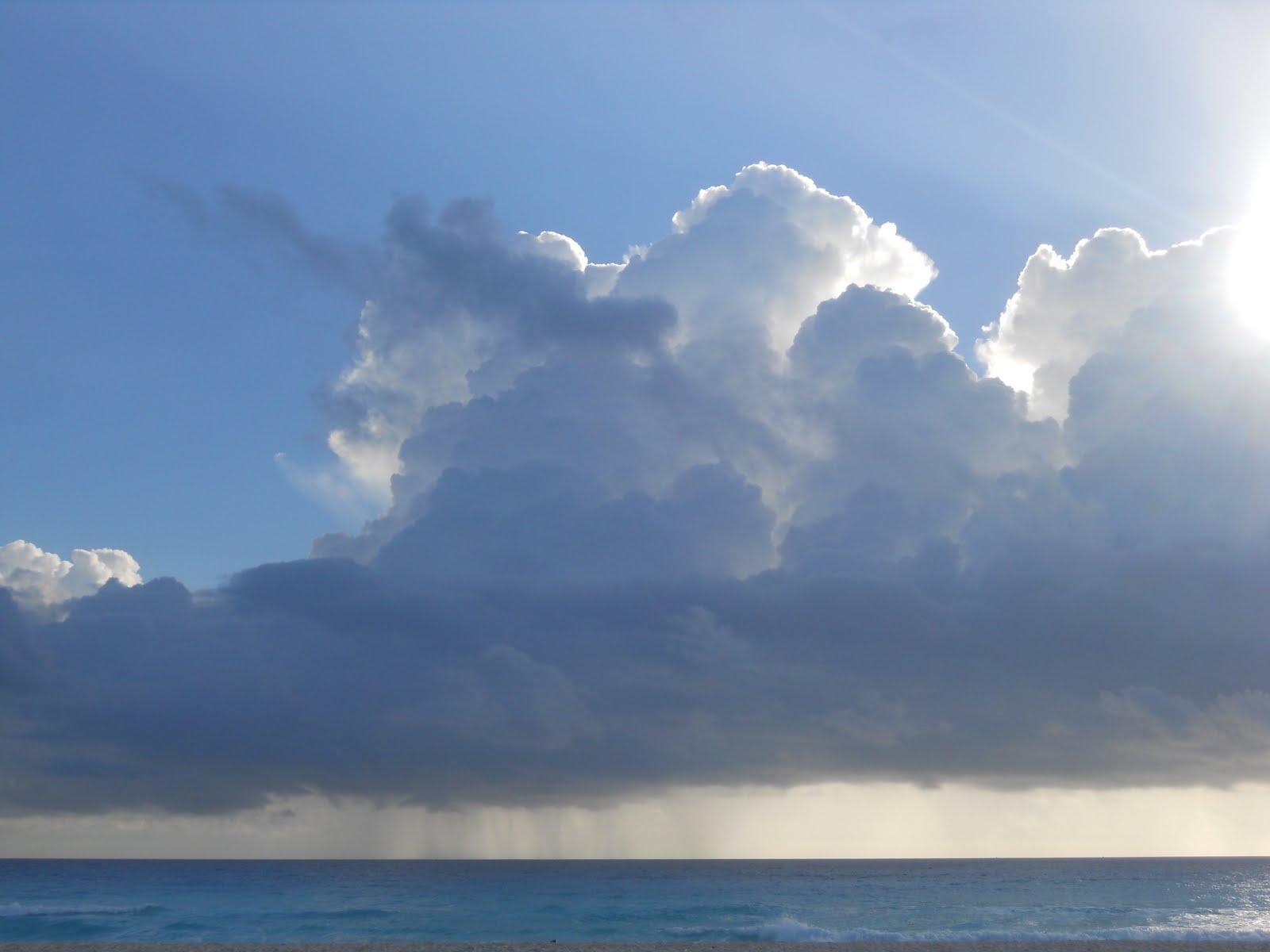 Luz siempre hay (esau): Cielo y Mar