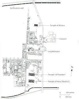 Digital Factory: Temples of Paestum Italy
