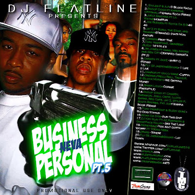 [The Fleet Djs] New Post : DJ FLATLINE Business Neva Personal  PT.5