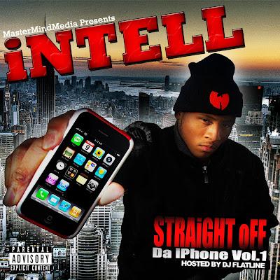 [The Fleet Djs] New Post : INTELL Straight Off Da Iphone Vol.1  Hosted By DJ Flatline