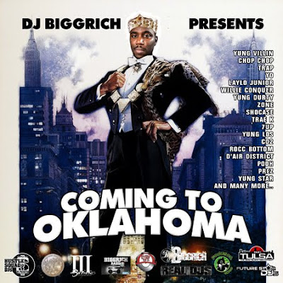 "[The Fleet Djs] New Post : DJ BIGGRICH Presents ""COMING TO OKLAHOMA"" JUST MADE HISTORY!!"