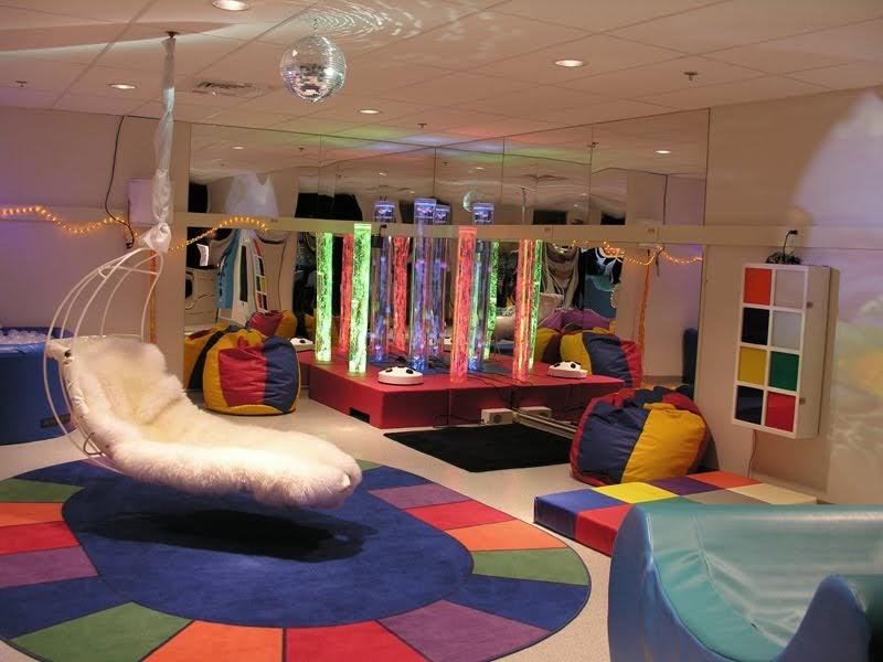 Autism And Architecture Snoezelen Room