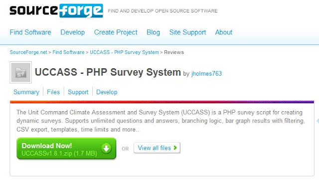 php surveys where do you want it to go uccass php survey system 5798