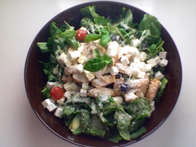 Feta Salaatti
