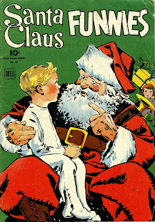cartoon christmas claus Gay santa