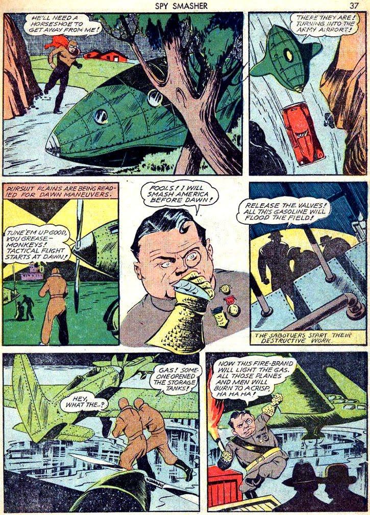 Шпион 2 Комикс