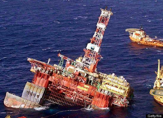 The Progressive Rambler: Offshore drilling secrets