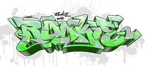 Graffiti Letters 3d Graffiti Letters Art Design Facebook Artwork