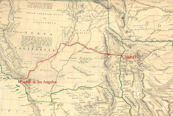 Old Spanish Trail 4