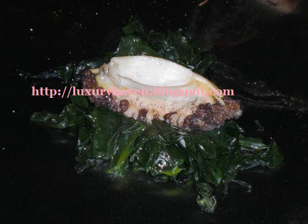 hama steak house tokyo teppanyaki abalone