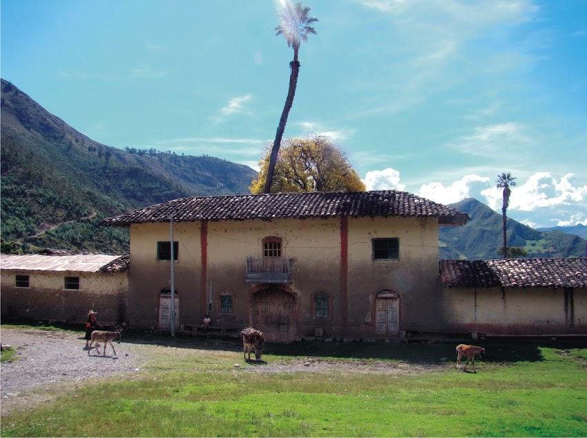 Ex hacienda Jocos - Cajabamba