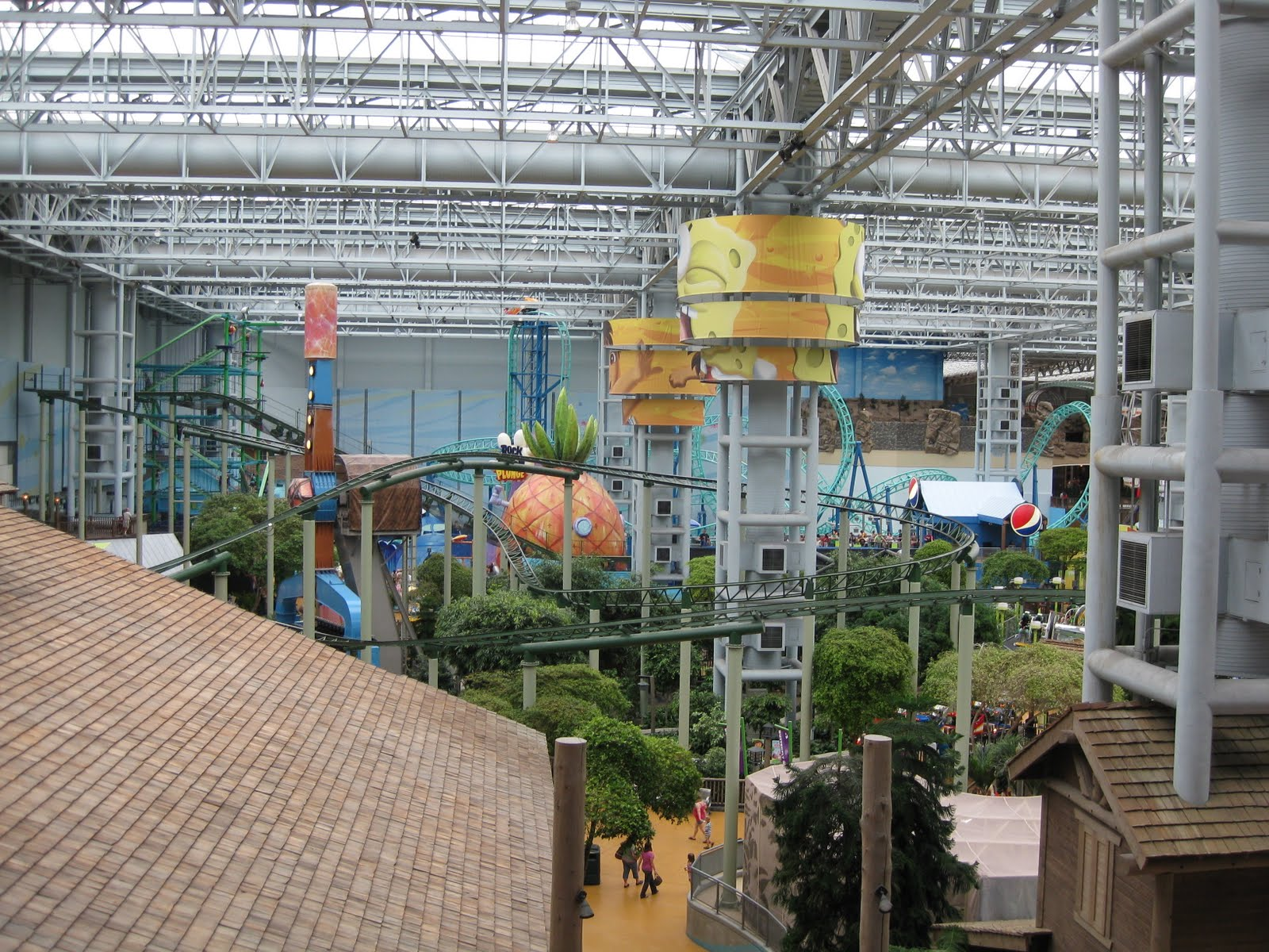 The Chisholm S Trail Mall Of America