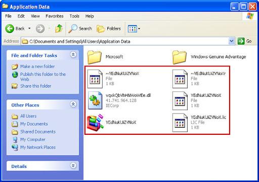 xp taskbar desktop fixall.vbs