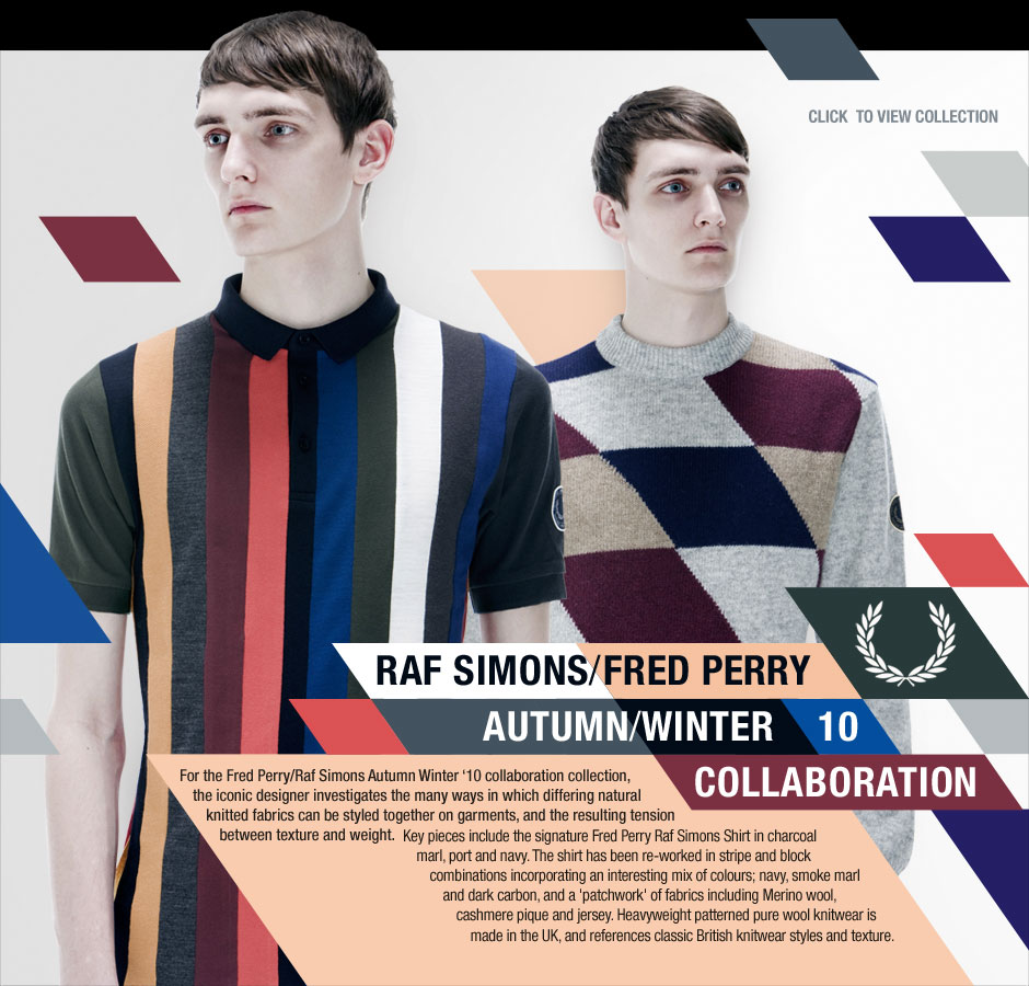 c731dcbfaef10 Oki-ni Blog  Sale  Raf Simons x Fred Perry