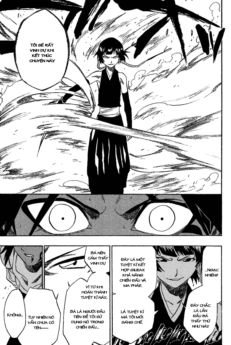 Bleach chapter 158 trang 15