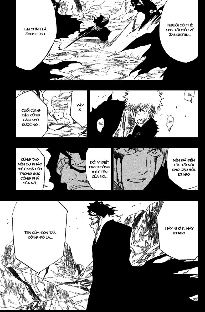 Bleach chapter 161 trang 7