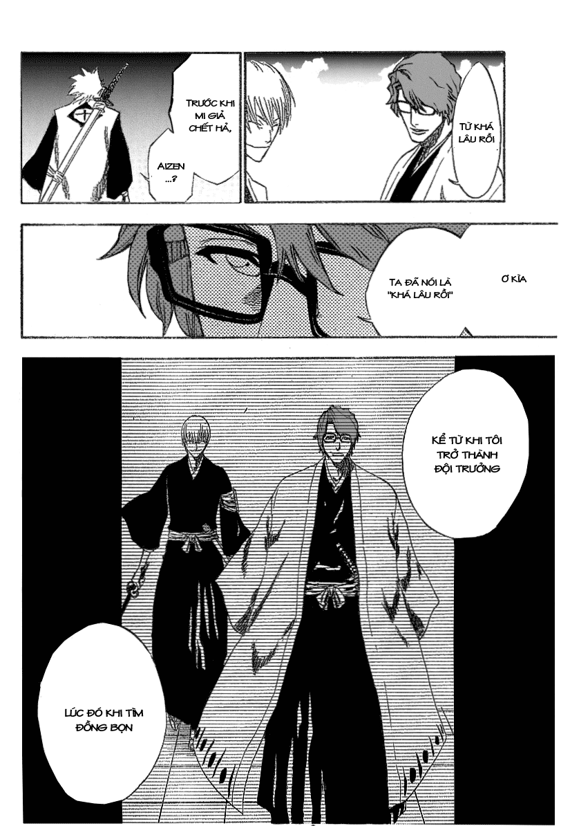 Bleach chapter 170 trang 11