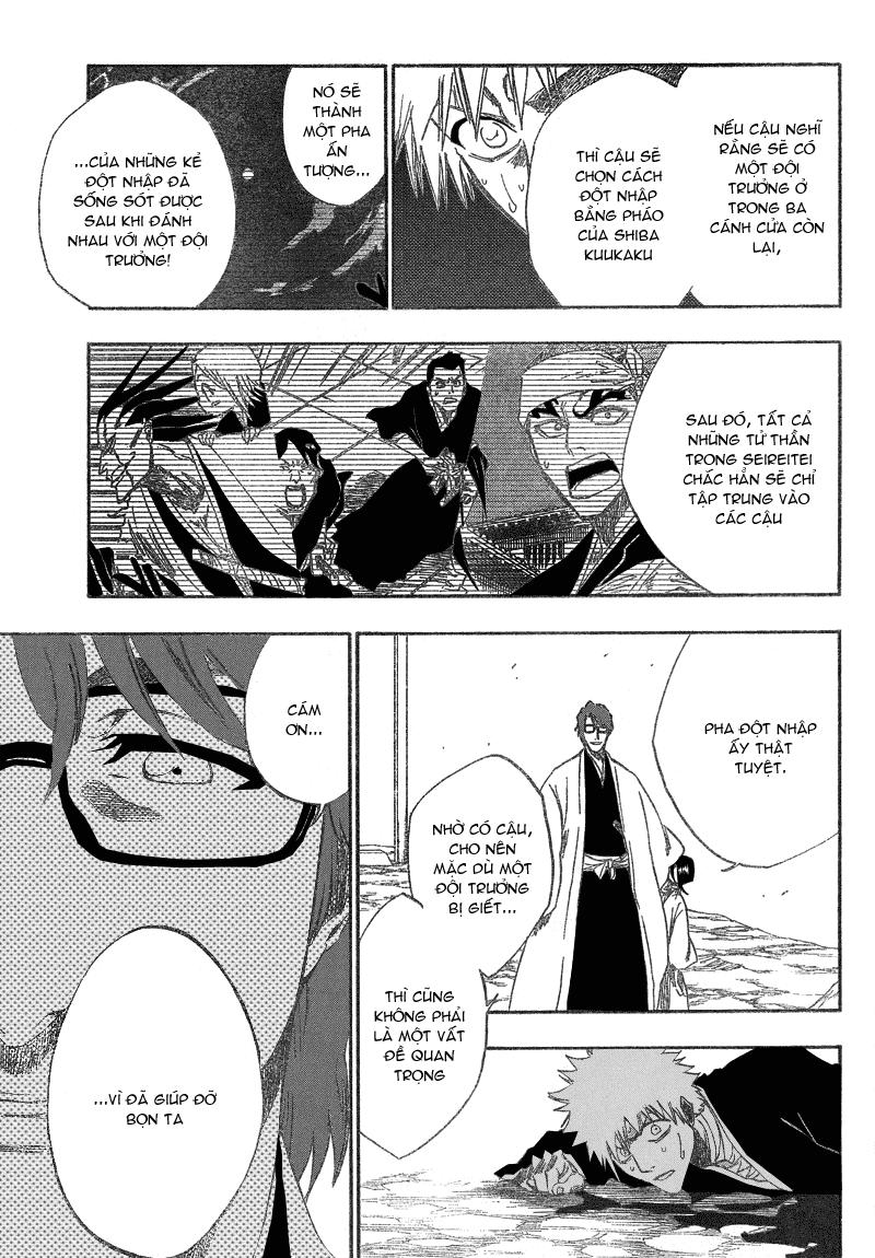Bleach chapter 175 trang 7