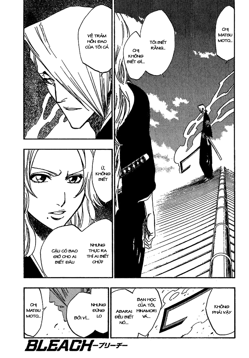 Bleach chapter 169 trang 2