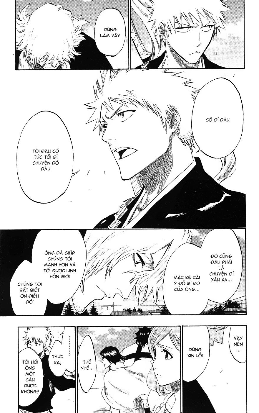 Bleach chapter 182 trang 10