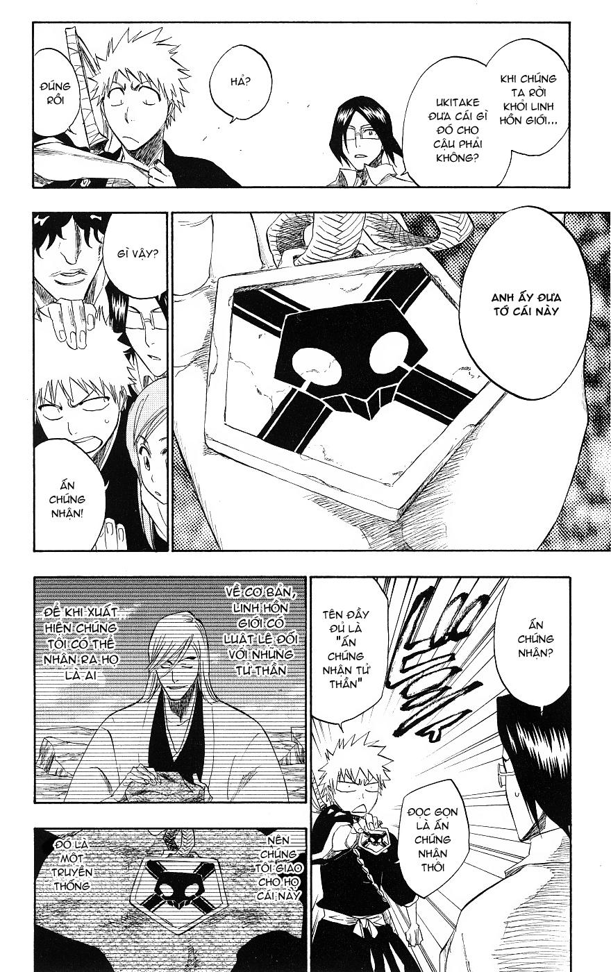 Bleach chapter 182 trang 13