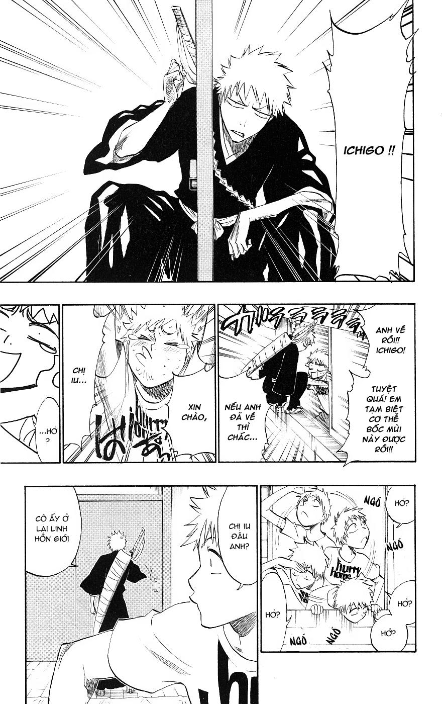 Bleach chapter 182 trang 18