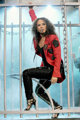 Alicia Keys Hot Photo