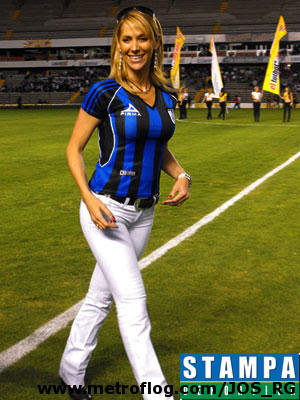 Ines Sainz,Football Player,