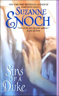 Sins of a Duke by Suzanne Enoch