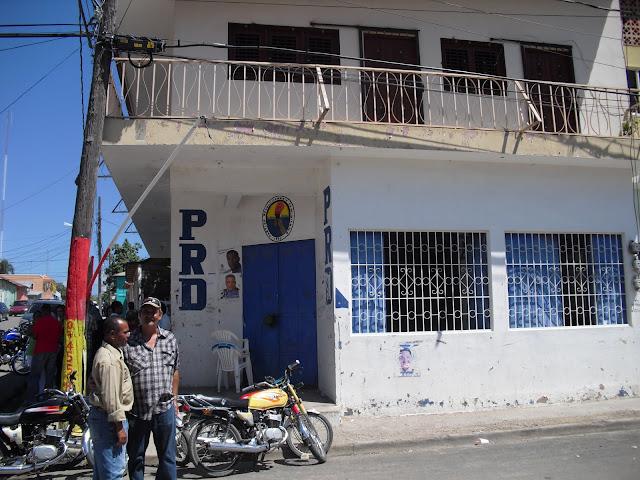 Resultado de imagen para Local del PRD en San Juan de la Maguana