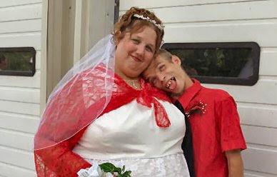 The Ugliest Wedding Cake