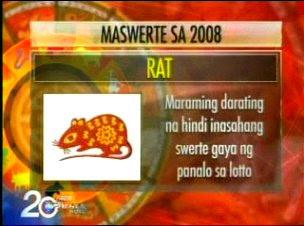 2008! it's the year of the RAT! whaat?? rat!! | Rockstarmomma