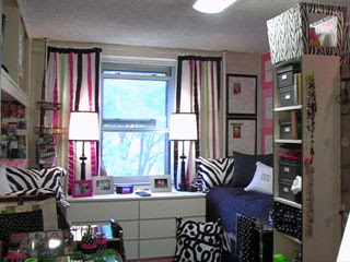 for all things creative!: Cute Dorm Rooms