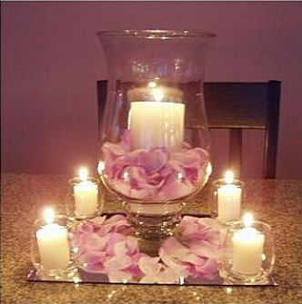 For All Things Creative Diy Centerpieces