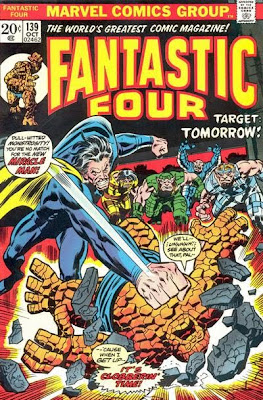 Fantastic Four #139, John Buscema, the Miracle Man