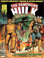 Rampaging Hulk #9, The Avengers