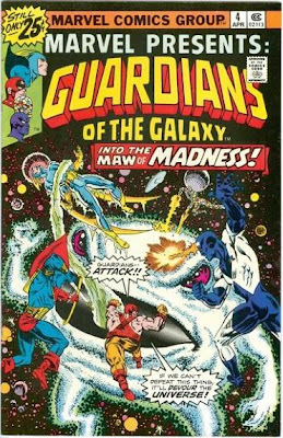 Marvel Presents the Guardians of the Galaxy #4
