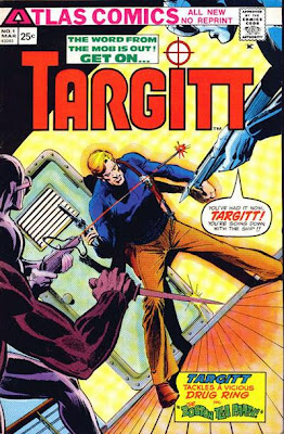 Atlas Comics, Targitt #1