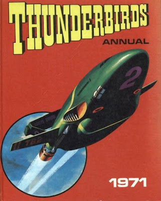 Gerry Anderson's Thunderbirds Annual 1971