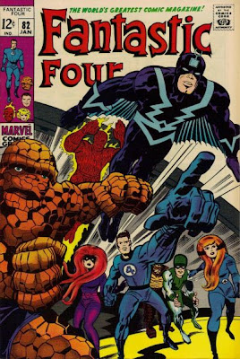 Fantastic Four #82, the Inhumans