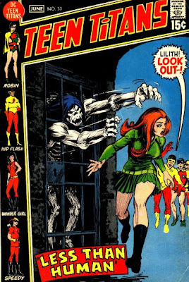Teen Titans #33, Gnarrk the caveman